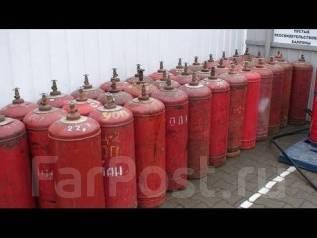 Продам газовые баллоны Пропан