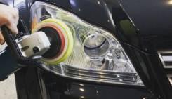 Полировка фар, авто, мото и другие услуги в AutoMDetailer