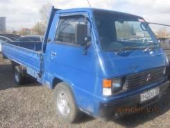 Mitsubishi. Ммс делика грузовик, 2 500 куб. см., 1 500 кг.