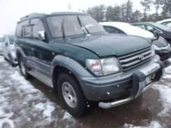 Toyota Land Cruiser Prado. Продам птс , 1997 год, 1KZ