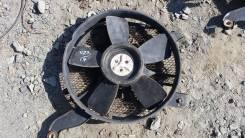 Вентилятор радиатора кондиционера. Mitsubishi Pajero, V23C, V23W, V43W