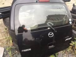 Дверь багажника. Suzuki Wagon R, MH34S, MH23S Двигатели: R06A, K6A