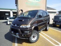 Mitsubishi Delica. автомат, 4wd, 2.8, дизель, 127 000 тыс. км, б/п, нет птс. Под заказ