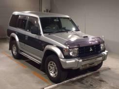 Mitsubishi Pajero. автомат, 4wd, 2.8, дизель, 147тыс. км, б/п, нет птс. Под заказ