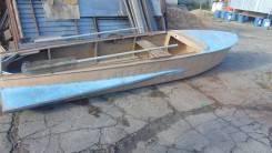 Казанка-М. Год: 1990 год, длина 5,50м., двигатель подвесной, 30,00л.с., бензин