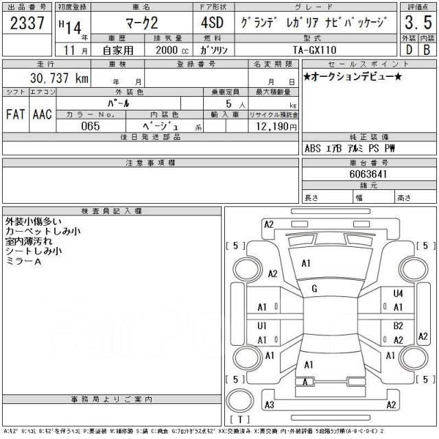 Двигатель в сборе. Toyota: Crown Majesta, Mark II Wagon Blit, Crown, Verossa, Mark II, Altezza Двигатель 1GFE