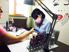 Косметология, маникюр, педикюр, массаж, оформление бровей, шугаринг.