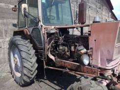 МТЗ. Продается трактор юмз 6акл вместе с установкой, 60,50л.с.