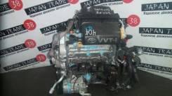 Двигатель в сборе. Toyota Ractis, SCP100 Toyota Belta, SCP92 Toyota Vitz, SCP90 Двигатель 2SZFE