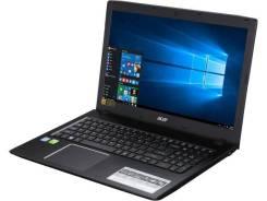 """Acer Aspire E15. 15.6"""", 2,3ГГц, ОЗУ 4096 Мб, диск 1 000 Гб, WiFi, Bluetooth, аккумулятор на 5 ч."""