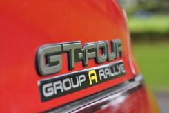 Эмблема. Toyota Celica, ST205 Двигатель 3SGTE