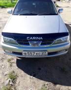 Накладка на фару. Toyota Carina, AT210, AT211, AT212 4AGE, 5AFE, 7AFE, 4AGELU, 4AGEU