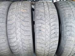 Bridgestone. Зимние, шипованные, износ: 70%, 4 шт