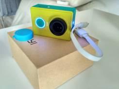 Xiaomi Yi Action Camera. 15 - 19.9 Мп, с объективом