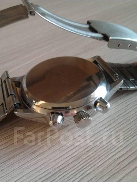 Часы хронограф Полет отличные. СССР ( Редкость) запас хода более 55 ча. Оригинал