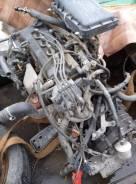 Двигатель в сборе. Nissan Cube