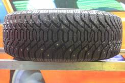 Goodyear UltraGrip 500. зимние, шипованные, 2014 год, б/у, износ 10%