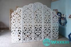 Красивая резная свадебная арка аренда, оформление свадьбы