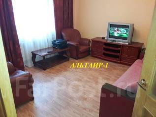 4-комнатная, улица Тухачевского 70. БАМ, агентство, 69 кв.м.