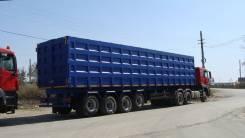 ABG Titan 226. Полуприцеп ломовоз БЗАП 4-оси SAF ( гп 40 700 кг), 40 700 кг.