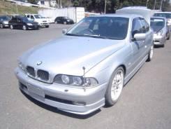 Антенна в бампер. BMW 5-Series, E39 Двигатели: M54B22, M52B25, M52B28, M52B20