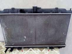 Радиатор охлаждения двигателя. Nissan Bluebird Sylphy, QG10 Двигатель QG18DE