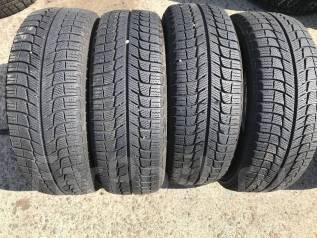Michelin X-Ice. Зимние, без шипов, 2012 год, износ: 5%, 4 шт. Под заказ