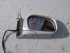 Зеркало заднего вида боковое. Toyota Crown, JZS141