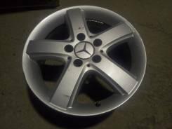 Mercedes. 6.0x16, 5x112.00, ET46, ЦО 66,0мм.