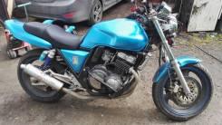 Honda CB 400SF. 400куб. см., исправен, птс, с пробегом