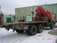 Камаз. с Кран-манипулятором 12тн, 12 000 кг., 11 м.