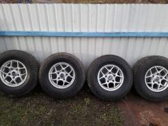 Bridgestone NR-595. 8.0x16, 5x150.00, ET-44, ЦО 110,0мм.