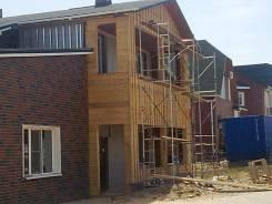 Строительство домов, бань, шефмонтаж. Устройство фундаментов.