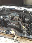 Двигатель в сборе. Mitsubishi Pajero, V44WG, V44W Двигатель 4D56