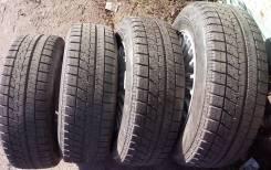 Bridgestone Blizzak VRX. Зимние, без шипов, 2014 год, без износа, 4 шт