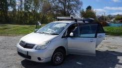 Toyota Corolla Spacio. автомат, передний, 1.5 (110 л.с.), бензин, 260 тыс. км