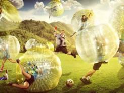Бампербол - дни рождения, корпоративы, детские праздники в Уссурийске