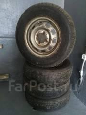 Bridgestone R600. Всесезонные, износ: 10%, 4 шт