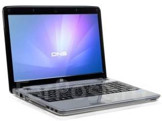 """DNS. 15.6"""", 3,1ГГц, ОЗУ 8192 МБ и больше, диск 750 Гб, WiFi, Bluetooth, аккумулятор на 2 ч."""