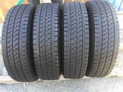 Bridgestone Blizzak VL1. Зимние, 2013 год, износ: 20%, 4 шт