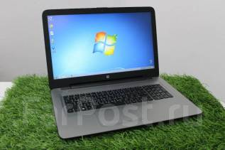 "HP. 17.3"", 2,6ГГц, ОЗУ 8192 МБ и больше, диск 500 Гб, WiFi, Bluetooth, аккумулятор на 2 ч."