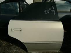 Дверь боковая правая задняя Toyota Mark II JZX100