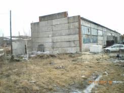 Продается производственная база в г. Амурске. 5 км Западное шоссе, р-н Амурский, 3 964 кв.м.