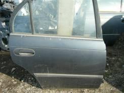 Дверь боковая задняя правая Toyota Corolla, AE100, 5AFE