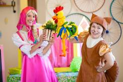 Кукольный театр на детский праздник (аниматор/ герой/ персонаж/ актер)