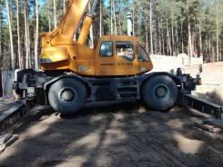 Kobelco RK250. -3, 1 000 куб. см., 25 000 кг., 40 м.