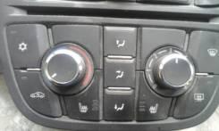 Блок управления климат-контролем. Opel Cascada Opel Meriva Opel Astra Двигатели: B14NEL, B20DTH, A14NET, A16SHT, B16SHL, A20DTR, B14NET, A16XHT, A20DT...