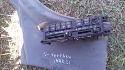 Блок управления климат-контролем. Nissan Terrano, LBYD21