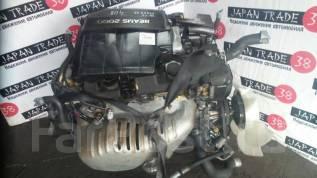 Двигатель в сборе. Toyota: Mark II Wagon Blit, Crown Majesta, Crown, Verossa, Mark II, Altezza Двигатель 1GFE