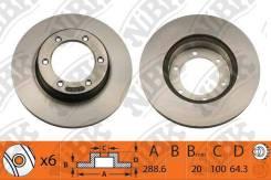 Тормозной диск RN1005 RN1005 RN1005